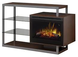 tv stand electric fireplace wayfair