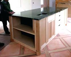 pre built kitchen islands ready built cabinets medium size of built cabinets how to refinish