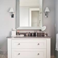 white and gray bathroom ideas contemporary gray bathroom vanity design ideas