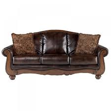 Average Length Of Couch by The 4 Most Common Types Of Leather Furniture