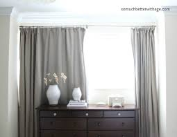 Single Blackout Curtain How To Make Curtains With Blackout Lining So Much Better With Age