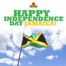Jamaican Flag Day Happy Independence Day Jamaica Tropic Isle Living