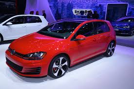 volkswagen golf gti 2015 updates 2015 vw jetta joins new golf gti and r in new york live