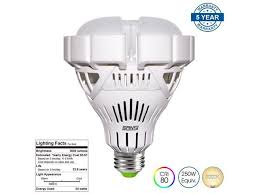 250 watt equivalent led light bulbs sansi br30 30w 250 watt equivalent ceramic led light bulb 2800lm