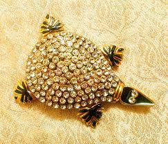 wedding gift opening buy gold plated cz studded copper tortoise for pooja feng shui
