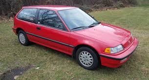 craigslist for sale there s a 1991 honda civic with just 20k for sale on
