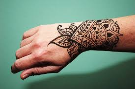 inflicting ink tattoo henna themed tattoos