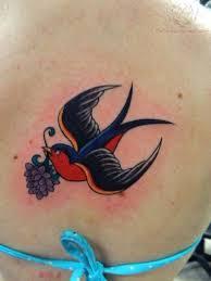 swallow flower tattoo designs superior barn swallow tattoo 7