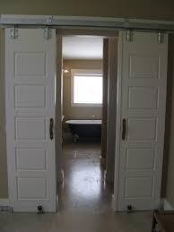 White 2 Panel Interior Doors by White Barn Closet Doors Primed 1lite Solid Wood Interior Barn