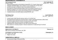 Financial Analyst Resume Example by Junior Financial Analyst Resume Example 9 Ilivearticles Info