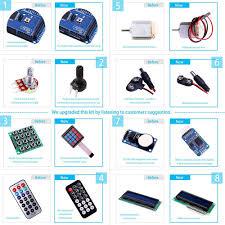 amazon com elegoo mega 2560 project the most complete ultimate