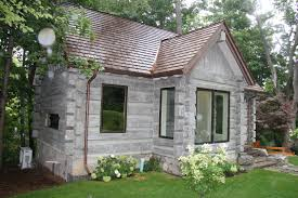 small cabin toronto canada concrete log cabin everlog systems