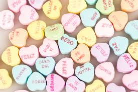 sweet hearts candy necco sweethearts candy s discovery