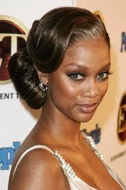 black bun hairstyles vissa studios black celebrity bun hairstyles hair