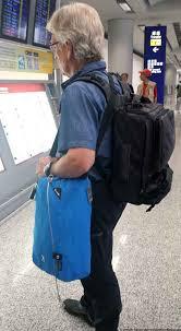 travel safe images Pacsafe travelsafe x15 anti theft portable safe jpg