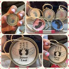 miscarriage and infant loss memorial ornaments www