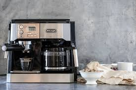 gaming setup maker delonghi 10 cup coffeemaker and espresso maker silver bco430