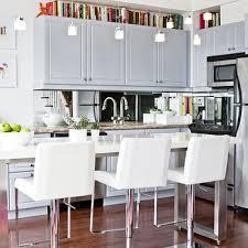 mirrored kitchen backsplash mirrored kitchen backsplash design ideas