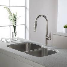 kraus kpf 1630ss nola single lever pull down kitchen faucet kraus kpf 1630ss kraus nola single lever pull down kitchen faucet stainless steel