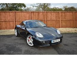 cayman porsche convertible used porsche cayman coupe 3 4 987 s 2dr in chorley lancashire