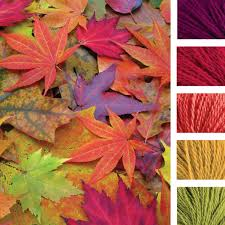 fall color palettes inspire knitpicks staff knitting blog