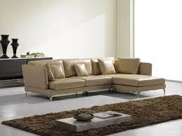 creative corner sofa in living room in interior designing home