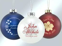 personalized ornaments personalized