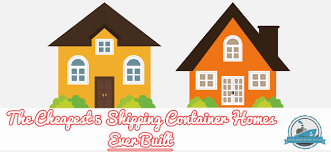 Shipping Container Homes Floor Plans The Cheapest 5 Shipping Container Homes Ever Built Container
