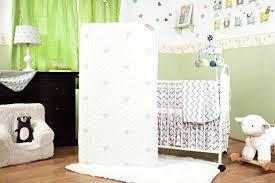 Sealy Foam Crib Mattress Foam Crib Mattress Naturals Supreme Damask Cloth Crib Mattress