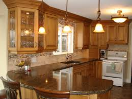 kitchen classy how to build a kitchen peninsula kitchen