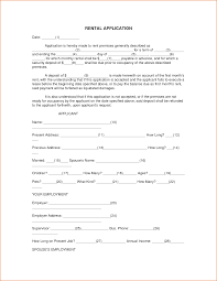 Tenancy Application Cover Letter rental application template thebridgesummit co