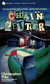chain letter chain letter 1 by christopher pike