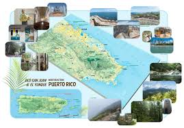 Maps Of Puerto Rico by A Postcard From Puerto Rico