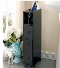 Slim Storage Cabinet For Bathroom Bathroom Storage Cabinet Slim 3 Drawer Shelf