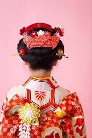 294 best kanzashi and other hair ornaments images on