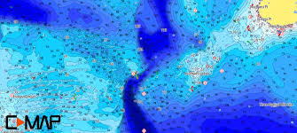 Block Island Map C Map Featured Hotspot Southwest Ledge On The Water