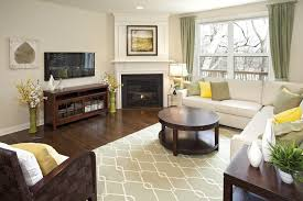 Living Room With Fireplace That Will Warm You All Winter TVs - Living room designs with fireplace