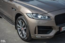 jaguar f pace inside test drive jaguar f pace first drive and review mawater