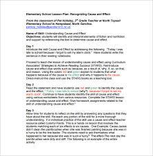 write lesson plan template 44 free lesson plan templates