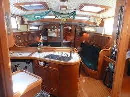 Boat Interior Design Ideas 184 Best Boat Interiors Images On Pinterest Sailboat Interior