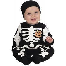 Skeleton Costume Halloween Baby Skeleton Costume Ebay