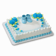 baby boy shower cake toppers decorating of party