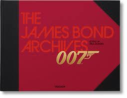 design taschen the bond archives taschen books