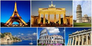 best places to travel around europe travel toodle