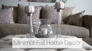 Stein Mart Home Decor Valeriecradd Fall Home Tour 2016 Minimal Fall Home Decor Youtube