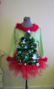 christmas tree sweater with lights adorable 2 doves a pear in garland christmas tree ugly christmas