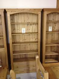 Bookcase Pine Office Miscfurniture Cleveland Pine U0026 Oak Quality Hand Crafted