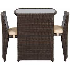Patio Furniture Bistro Sets - bestchoiceproducts rakuten best choice products outdoor patio