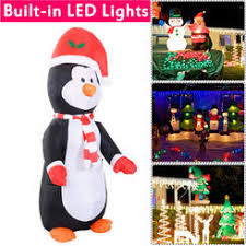 Penguin Christmas Decorations Outdoor by Sc Sports Outdoor Yard Lawn Christmas Decoration Pittsburgh Steelers
