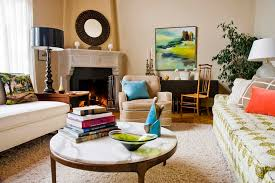 how to decorate a round coffee table for christmas charming decorating a round coffee table with bright look modern